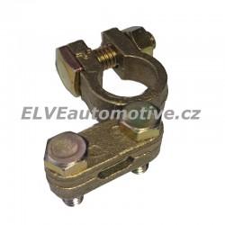 Svorka kontaktu baterie PLUS (ELTA)