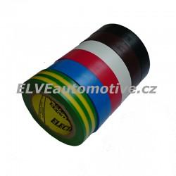 Sada elektroizolačních pásek 6 barev
