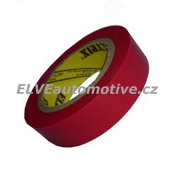 Elektroizolační páska červená