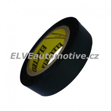 Elektroizolační páska černá