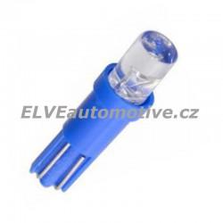 Žárovka 1LED 12V T5 modrá, Compass, balení 2ks