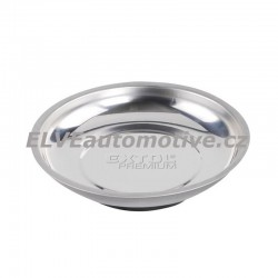 Magnetická miska z nerezu, průměr 150mm